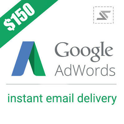 150$ Google Adwords credit