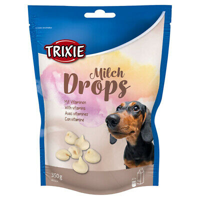 Trixie Milch Drops 350 g, Hundesnack, UVP 3,49 EUR, NEU