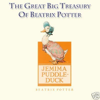 Beatrix Potter Treasury & Anna Sewell - Black Beauty Audiobook Collection mp3CD