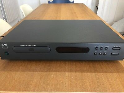 NAD C540 CD Player - Excellent Condition