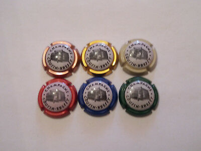 6 Belles Capsules Champagne Coussin Bressy News