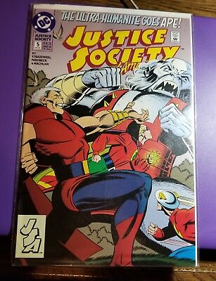 Justice Society of America  #5