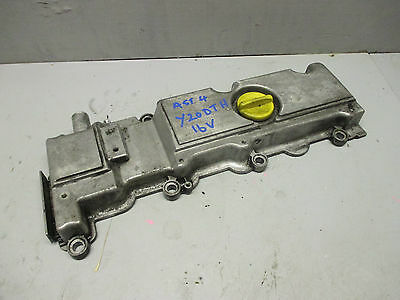 98 - 04 Vauxhall Astra G Mk4 Y20DTH 16 v Engine Rocker Cover With Oil Cap
