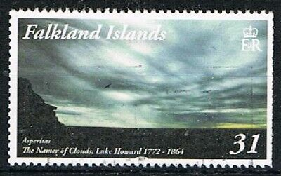 FALKLAND IS. 181116 - 2015 30c Clouds used