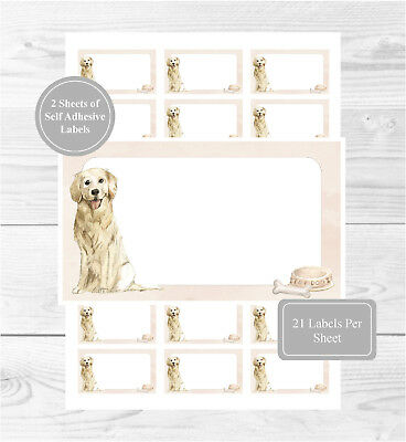 small image on every page by Starprint Labrador Retriever Dog Notebook//Notepad