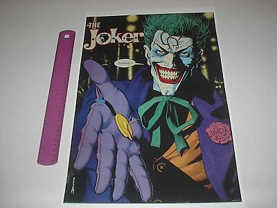 Dc Comics The Joker Lets Shake Poster Pin Up