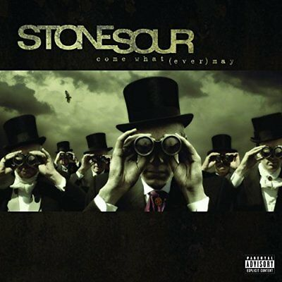 Come Whatever May Stone Sour CD