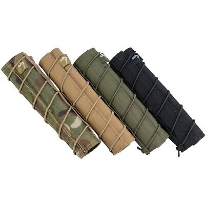 Viper Tactical Moderator Cover Covert Bungee Retention Silencer Sound Suppressor