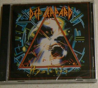 HYSTERIA - DEF LEPPARD (CD) NEUF SCELLE  - s