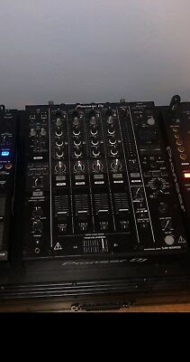 **Pioneer DJM900NXS2 4 Channel DJ MIXER** Amazing Deal For Somebody/Flawless**