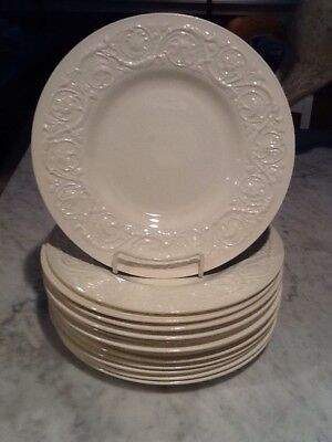 "Wedgwood PATRICIAN - OLDER Dinner Plate (10-5/8"")6 available"