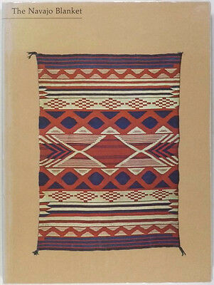 Navajo Blanket - Antique / Traditional Southwest Indian Weaving Weaver + Pattern