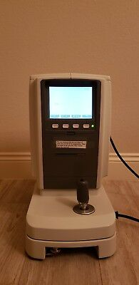 Reichert RK-600 Autorefractor Keratometer broken joy stick please see all pics