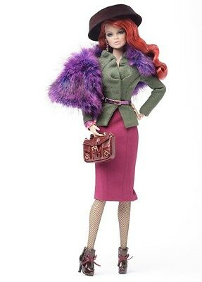Fashion Royalty Out Sass Vanessa Perrin Dressed Doll