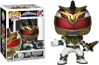 Funko Pop! Vinyl NEW * Lord Drakkon * #17 Power Rangers Previews Exclusive PX