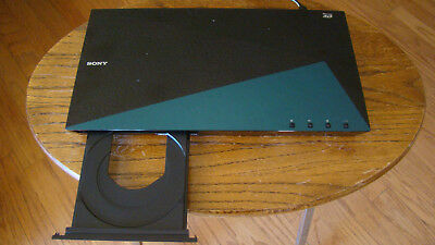 Sony BDP-S5100 3D Blu-Ray DVD Streaming Player Wi-Fi Great Wroking Condition