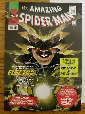 2018 marvel masterpieces auto ELECTRO WHAT IF SIGNED BY SIMONE BIANCHI