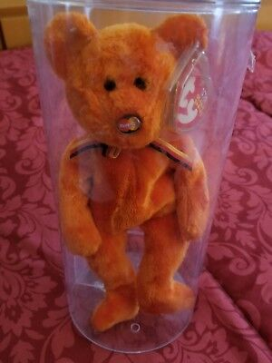 TY MC III 3 BEAR BEANIE BABY - MINT with MINT TAGS (MASTERCARD EXCLUSIVE) e452c329372c