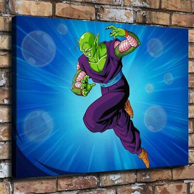 Dragon Ball HD Canvas prints Painting Home Decor Picture Room Wall art 108907