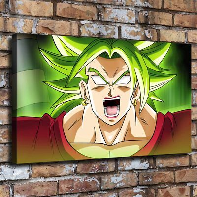 """12""""x22"""" (Dragon Ball HD Canvas prints Painting Home Decor Picture Room Wall art"""