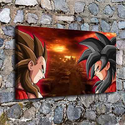 """12""""x22"""" Dragon Ball HD Canvas prints Painting Home Decor Picture Room Wall art"""