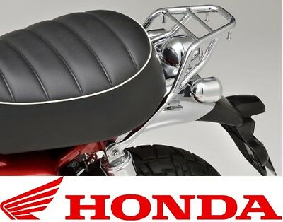 Porte bagages d'origine Honda Monkey 125 #08L70-K0F-J00 / NEUF / Direct Japon