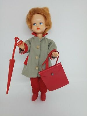 Sindy Doll Vintage with Clothes, accessories & Shoes. Clone Tammy Made in Japan