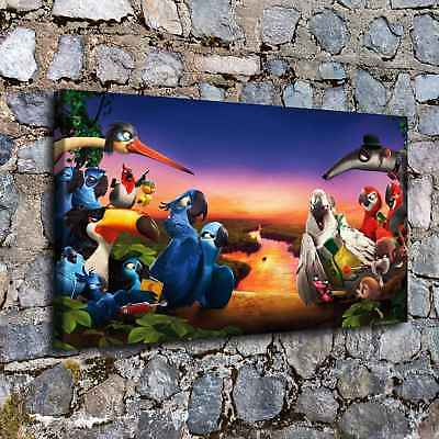Disney HD Canvas print Painting Home Decor Picture Room Wall art Poster A2857