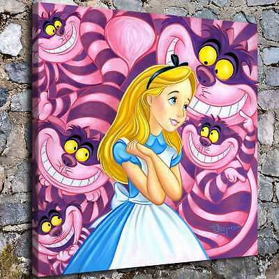"""12""""x12""""Disney HD Canvas print Painting Home Decor Picture Room Wall art Poster"""