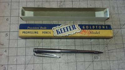 Vintage Keefer Propelling Pencil.antique,old,house,tools,workshop,woodwork,shed.