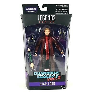 Marvel Legends Series Guardians of the Galaxy Vol. 2 - Star Lord Action Figure