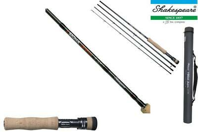 Tube Carbon Fibre All Models Shakespeare Sigma Fly Fishing Rods /& Cordura Case