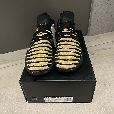 sports shoes c9969 1c95c Adidas X Dragonball Z Eqt Support Mid Adv Primeknit Uk10 Us10.5 Shenron  Black.