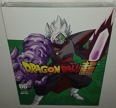 Dragon Ball Super Part 6 Brand New Sealed R1 Dvd Dragonball