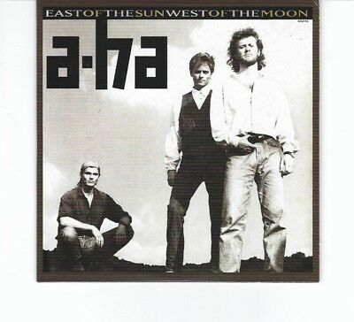 East of the Sun, West of the Moon von A-ha | CD | Zustand sehr gut