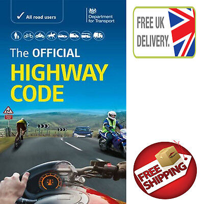 Official Highway Code Book Dvsa Latest Edition 2015 Dvla L Uk Theory Test Dsa Hw