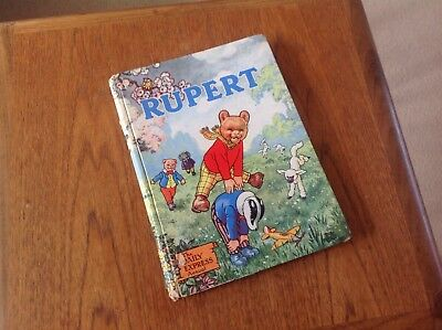 Rupert Annual 1958 in used condition