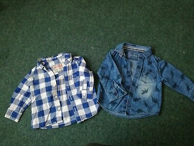 Baby boys shirts Age  9-12 months