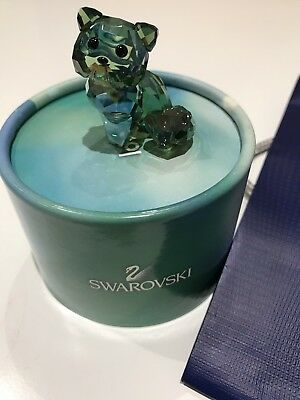 Swarovski Crystal Sitting Cat