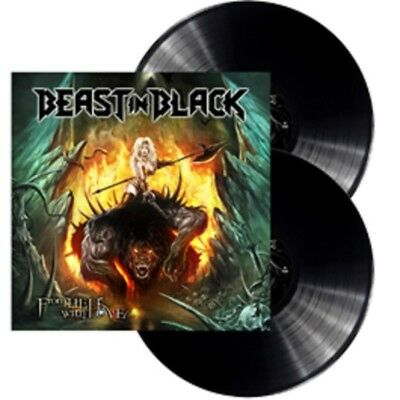 Beast in Black - From Hell With Love - New 140g Vinyl 2LP - Pre Order 8th Feb