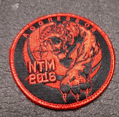 Parche militar Ejercito del Aire Spanish Air force military patch Tiger Meet