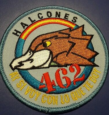 Parche militar Ejercito del Aire Spanish Air force military patch Ala 46