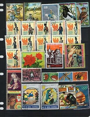 World Stamp Selection Lot W23.out Of Old Albums