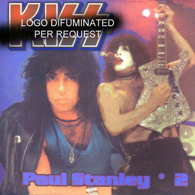 PAUL STANLEY *DEMOS CD-2 Voodoo X House Of Lords Gene Simmons Wicked Lester KISS
