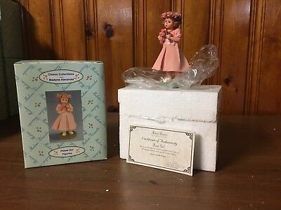 Madame Alexander Flower girl Figurine