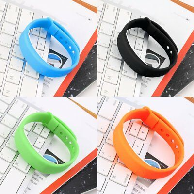 Multifunction 3D Pedometer Smart Bracelet Wristband Tracker for Android PC KX
