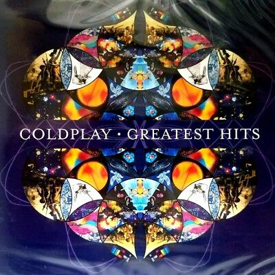 2CD COLDPLAY – Greatest Hits  2CD  (new & sealed) 2018