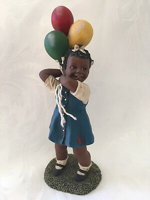"Debi Figurine - ""ALL GODS CHILDREN"" by Martha Holcombe"