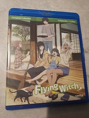 Flying Witch Complete Collection Bluray (Sentai Filmworks)