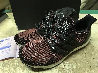 bac12710d87 USED Adidas Men s ULTRABOOST 3.0 CNY CHINESE NEW YEAR BB3521 SZ 8.5 BLACK.
